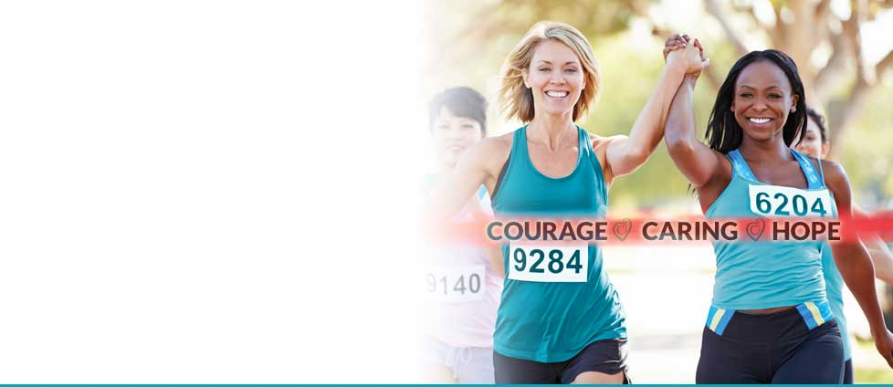 Teal Power 5k Run/Walk Fighting Ovarian Cancer